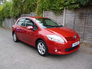 used Toyota Auris TR VALVEMATIC AUTOMATIC in west-malling-kent-for-sale
