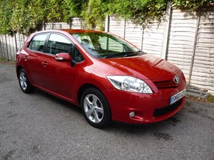 used Toyota Auris TR VALVEMATIC ONE OWNER in west-malling-kent-for-sale