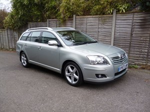 used Toyota Avensis T4 D-4D TOUCH SCREEN SAT-NAV in west-malling-kent-for-sale