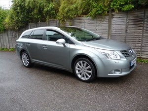 used Toyota Avensis T SPIRIT D-4D FULL LEATHER in west-malling-kent-for-sale