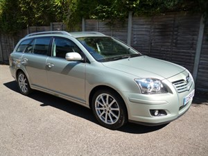 used Toyota Avensis T SPIRIT VVT-I VERY RARE CAR in west-malling-kent-for-sale