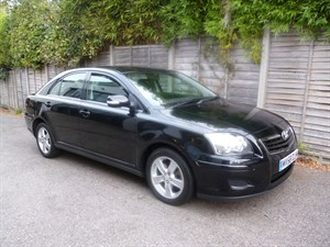 used Toyota Avensis COLOUR COLLECTION D-4D in west-malling-kent-for-sale
