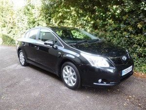 used Toyota Avensis TR D-CAT DIESEL AUTOMATIC in west-malling-kent-for-sale
