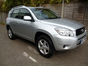 used Toyota RAV4 RAV-4 XT3 VVT-I AUTOMATIC in west-malling-kent-for-sale