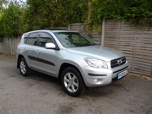 used Toyota RAV4 RAV-4 VVTI XTR AUTOMATIC in west-malling-kent-for-sale