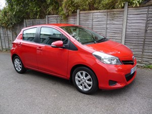 used Toyota Yaris D-4D TR 25,000 MILES ONLY in west-malling-kent-for-sale