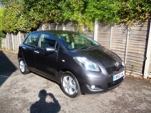 used Toyota Yaris TR D-4D ROAD TAX ONLY £20.00  in west-malling-kent-for-sale