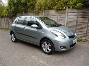 used Toyota Yaris TR VVT-I   AUTOMATIC in west-malling-kent-for-sale