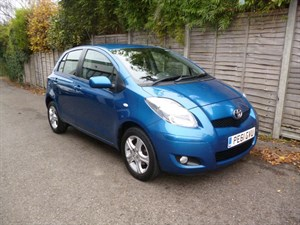 used Toyota Yaris TR VVT-I ONE OWNER in west-malling-kent-for-sale