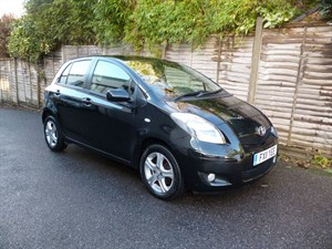 used Toyota Yaris TR VVT-I 31,000 MILES ONLY in west-malling-kent-for-sale
