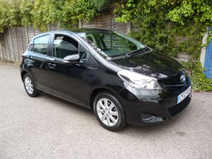 used Toyota Yaris VVT-I TR AUTOMATIC in west-malling-kent-for-sale