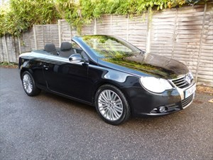 used VW Eos FSI 39,000 MILES FROM NEW in west-malling-kent-for-sale