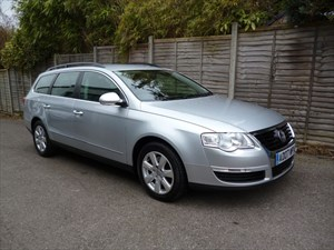 used VW Passat TDI SE DIESEL AUTOMATIC in west-malling-kent-for-sale