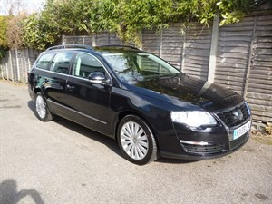 used VW Passat HIGHLINE TDI DSG in west-malling-kent-for-sale