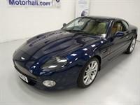 Used Aston Martin DB7 5.9 Vantage Auto + 12 SERVICES + STUNNING