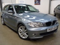 Used BMW 118d SPORT Half Leather+ over 50 mpg+ svs history