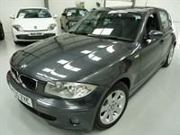 Used BMW 120i SE + 7 SERVICES + HALF LEATHER