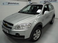 Used Chevrolet Captiva LT VCDI 4X4 + 1 OWNER + 2 KEYS