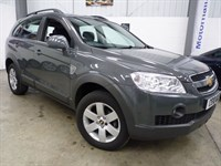 Used Chevrolet Captiva LT VCDI + 7 SEATS + JUST SERVICED + 4WD