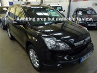 Used Honda CR-V I-CTDI EX + 7 SERVICES + PAN ROOF + NAV