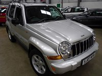 Used Jeep Cherokee LIMITED CRD + FULL LEATHER + SAT NAV