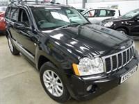 Used Jeep Grand Cherokee V6 CRD OVERLAND +holding deposit taken