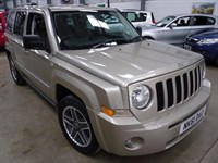 Used Jeep Patriot LIMITED CRD + 6 SERVICES + LEATHER