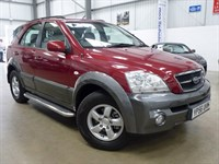 Used Kia Sorento XE CRDI+full service history+ Tow bar fitted