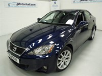 Used Lexus IS 200d ADVANCE + FLSH + NAV + 1 OWNER