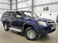 Used Mazda BT-50 4X4 + NO VAT TO PAY