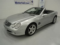 Used Mercedes SL350 SL SL350 + 8 SERVICES + MAY 16 MOT