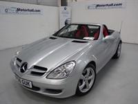 Used Mercedes SLK350 HOLDING DEPOSIT TAKEN