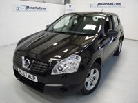 Used Nissan Qashqai VISIA 4WD + JUST SERVICED + HISTORY