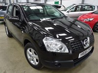 Used Nissan Qashqai ACENTA 4WD + 1 OWNER + 7 SERVICES