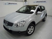 Used Nissan Qashqai SOLD SUBJECT TO FINANCE