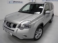 Used Nissan X-Trail ACENTA DCI + NISSAN HIST + 1 OWNER