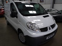 Used Renault Trafic SL27 DCI S/R + SAT NAV + JUST SERVICED