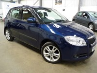 Used Skoda Fabia LEVEL 3 16V FSSH+1 OWNER+RARE 1.6