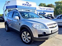 Used Chevrolet Captiva LTX VCDI