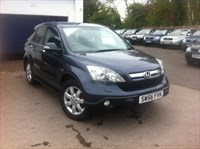 Used Honda CR-V I-VTEC ES