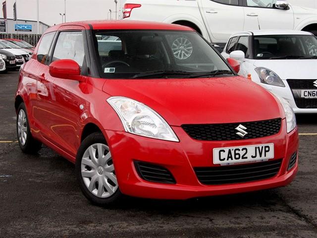 Suzuki Cardiff Used Cars