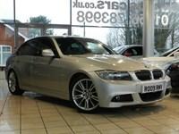 Used BMW 330d 3 SERIES TD M Sport 4dr LEATHER, NAV, HUGE SPEC