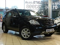 Used Mercedes ML320 M CLASS CDI 5dr Tip Auto FULL SERVICE HISTORY
