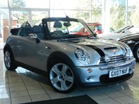 Used MINI Convertible Cooper S 2dr SAT NAV, ONE OWNER