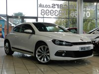 Used VW Scirocco TDI BlueMotion Tech GT 3dr EXCELLENT CONDITION