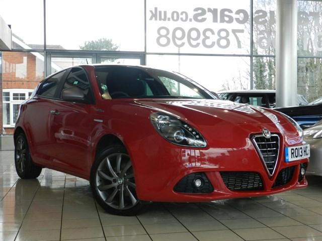 Alfa Romeo Giulietta JTDM-2 Collezione 5dr