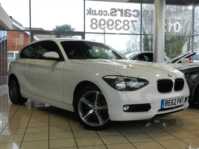 BMW 116i 1 SERIES SE Sports Hatch 3dr