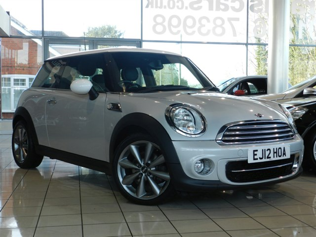MINI Hatch COOPER TD D 3dr London 2012 Edition
