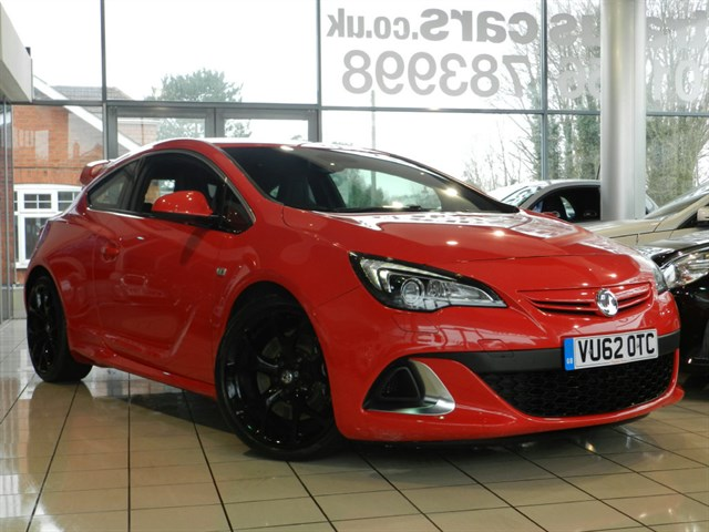 Vauxhall Astra i 16v Turbo VXR 3dr SAT NAV LEATHER