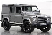 Used Land Rover Defender 110 TDI XS Utility DCB TWISTED WHEELS